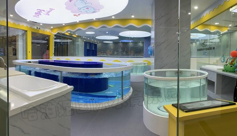 婴儿游泳馆加盟,开婴儿游泳馆