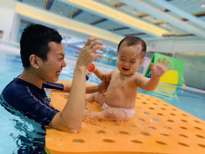 婴儿游泳馆前景优势